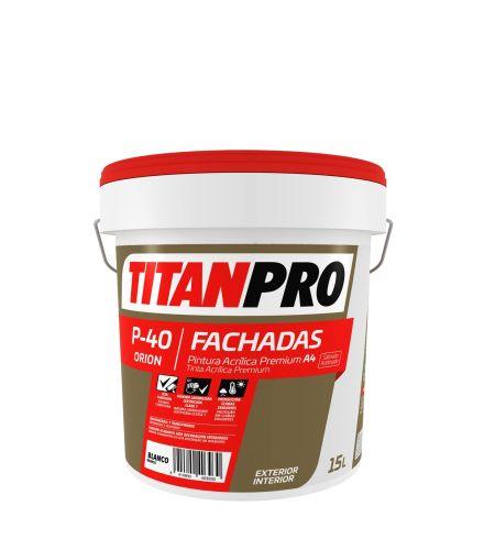 TITAN PRO P40 BR. 15 L